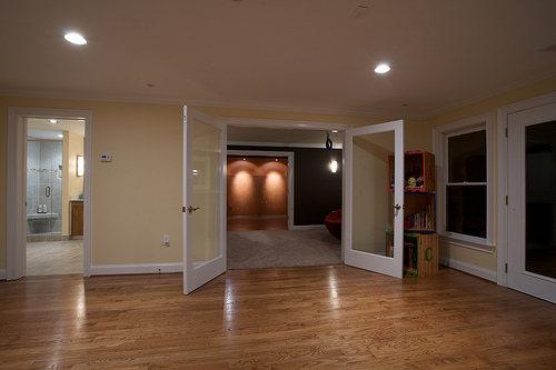 Having a finished Basement which is not Finished
