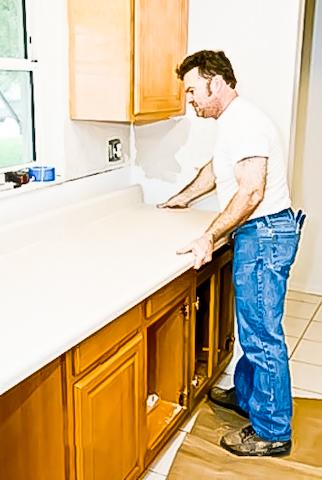 Jimmy the Renovator: Kitchens
