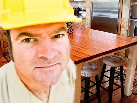 Jimmy the Renovator: Alernatives to Granite