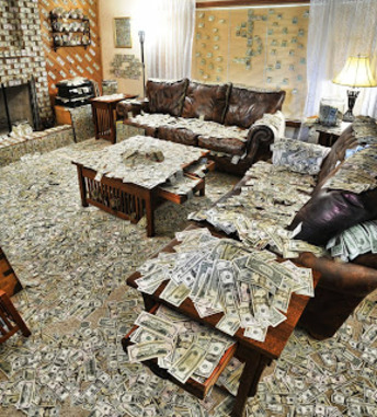room_filled_with_an_obnoxious_amount_of_money_by_vlue-d4o6l53