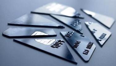 Credit Card Cut Up 2